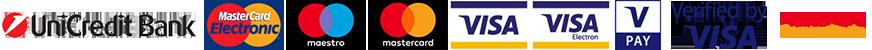 A Heelgood.hu fizetési partnere az Unicredit bank